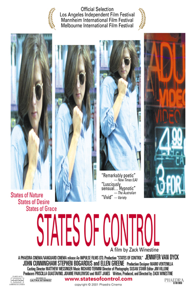 STATES OF CONTROL poster